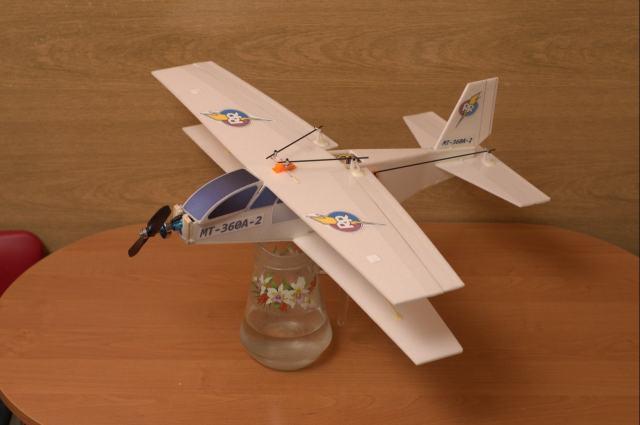 Как сделать самолет своими руками 100 метров